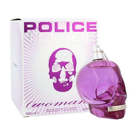 Police To Be Woman parfémovaná voda 125 ml pro ženy