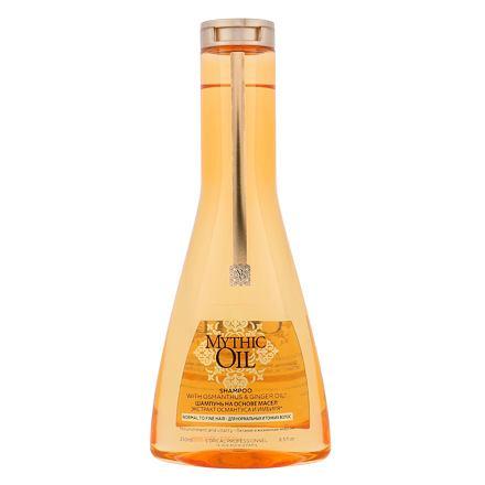 L´Oréal Professionnel Mythic Oil vyživující šampon pro normální a jemné vlasy 250 ml pro ženy