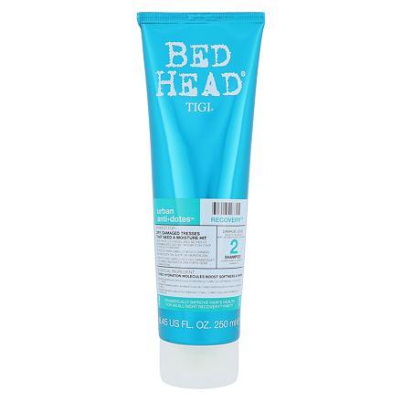 Tigi Bed Head Recovery šampon pro silně poškozené vlasy 250 ml pro ženy