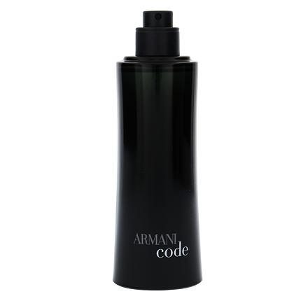 Giorgio Armani Armani Code Pour Homme toaletní voda 75 ml Tester pro muže
