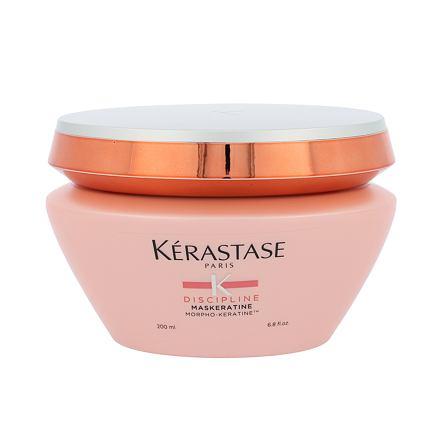 Kérastase Discipline Maskeratine Smooth-In-Motion maska pro nepoddajné vlasy 200 ml pro ženy