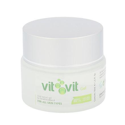 Diet Esthetic Vit Vit gel pro problematickou pleť 50 ml pro ženy