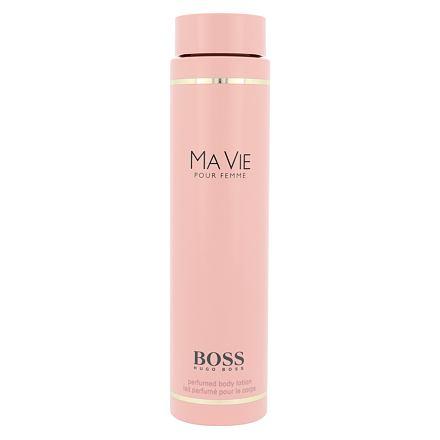 HUGO BOSS Boss Ma Vie Pour Femme tělové mléko 200 ml pro ženy