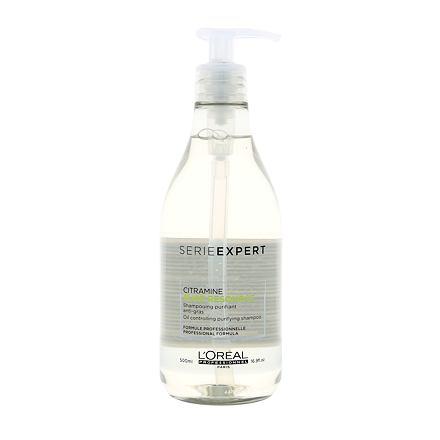 L´Oréal Professionnel Série Expert Pure Resource šampon pro mastné vlasy 500 ml pro ženy