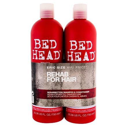 Tigi Bed Head Resurrection 750 ml sada šampon 750 ml + kondicionér 750 ml pro ženy