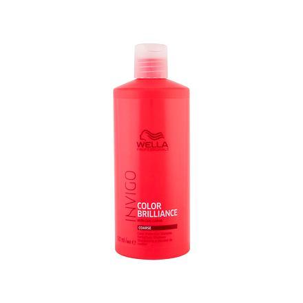 Wella Invigo Color Brilliance šampon pro hrubé barvené vlasy 500 ml pro ženy