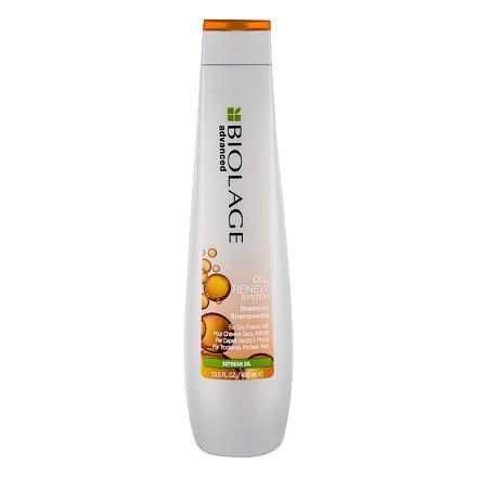 Matrix Biolage Advanced Oil Renew System šampon pro obnovu poškozených vlasů 400 ml pro ženy