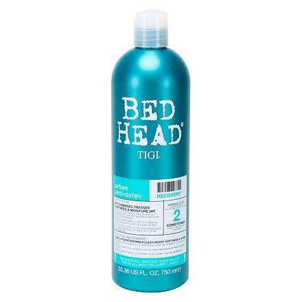 Tigi Bed Head Recovery kondicionér pro silně poškozené vlasy 750 ml pro ženy