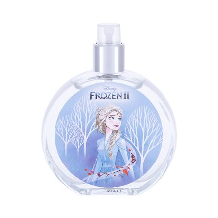 Disney Frozen II Elsa toaletní voda 50 ml Tester pro děti