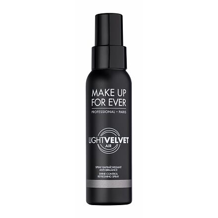 Make Up For Ever Light Velvet Air zmatňující fixační sprej na make-up 100 ml