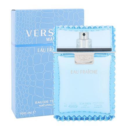 Versace Man Eau Fraiche toaletní voda 100 ml pro muže