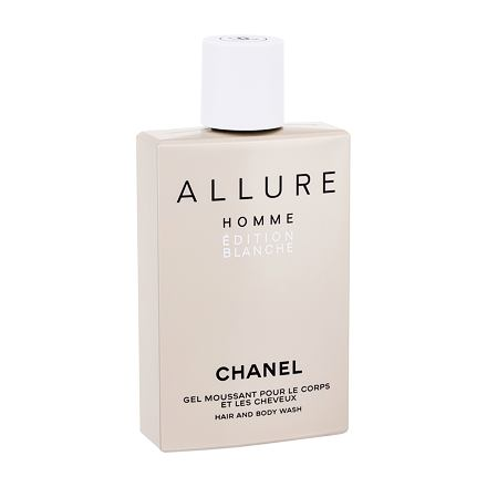 Chanel Allure Homme Edition Blanche sprchový gel 200 ml pro muže
