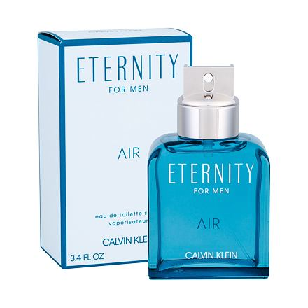 Calvin Klein Eternity Air toaletní voda 100 ml pro muže