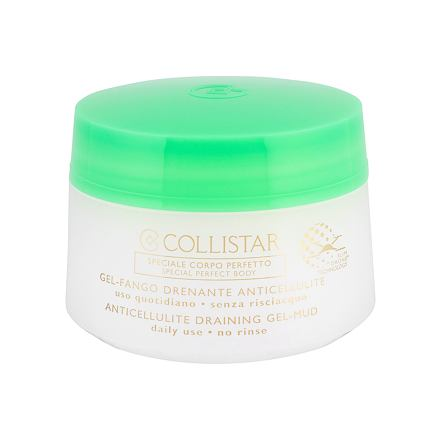 Collistar Special Perfect Body Anticellulite Draining Gel-Mud gelové bahno proti celulitidě 400 ml pro ženy