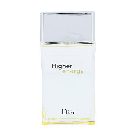 Christian Dior Higher Energy toaletní voda 100 ml pro muže