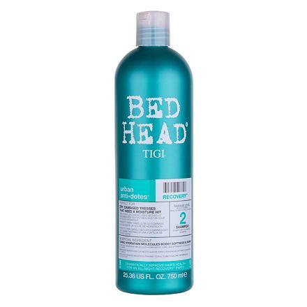 Tigi Bed Head Recovery šampon pro silně poškozené vlasy 750 ml pro ženy