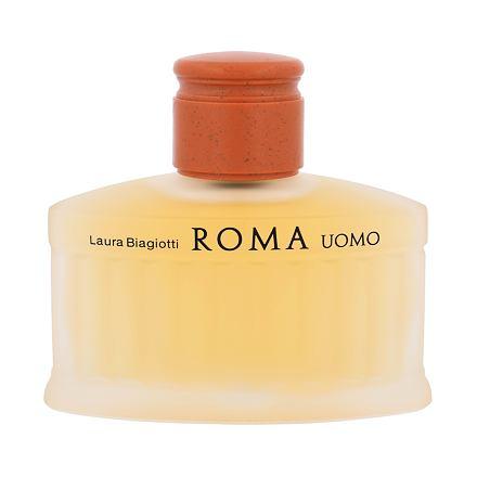 Laura Biagiotti Roma Uomo toaletní voda 125 ml pro muže