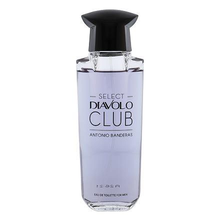 Antonio Banderas Select Diavolo Club toaletní voda 100 ml pro muže