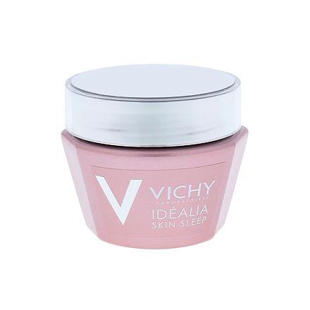 Vichy Idéalia Skin Sleep noční gelový balzám pro všechny typy pleti 50 ml pro ženy