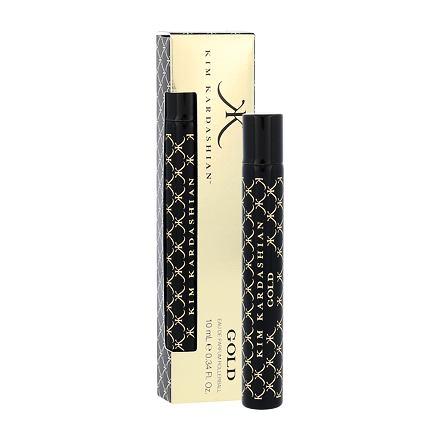 Kim Kardashian Gold parfémovaná voda rollerball 10 ml miniatura pro ženy