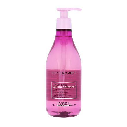 L´Oréal Professionnel Série Expert Lumino Contrast šampon pro melírované vlasy 500 ml pro ženy