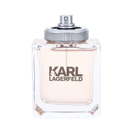Karl Lagerfeld Karl Lagerfeld For Her parfémovaná voda 85 ml Tester pro ženy