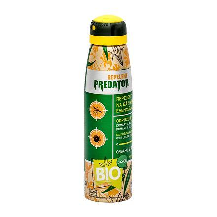 PREDATOR Repelent Bio repelent na bázi přírodních esenciálních silic 150 ml