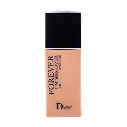 Christian Dior Diorskin Forever Undercover 24H tekutý make-up s vysokým krytím 40 ml odstín 022 Cameo