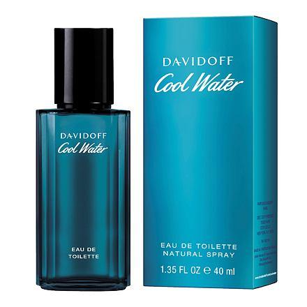Davidoff Cool Water toaletní voda 40 ml pro muže