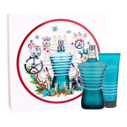 Jean Paul Gaultier Le Male sada toaletní voda 125 ml + sprchový gel 75 ml pro muže
