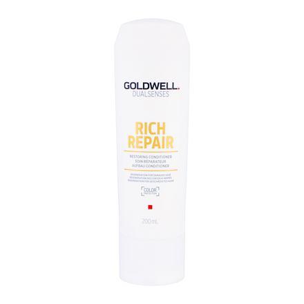 Goldwell Dualsenses Rich Repair kondicionér na lámavé vlasy 200 ml pro ženy