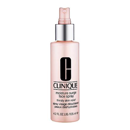 Clinique Moisture Surge Face Spray osvěžující pleťový sprej 125 ml pro ženy