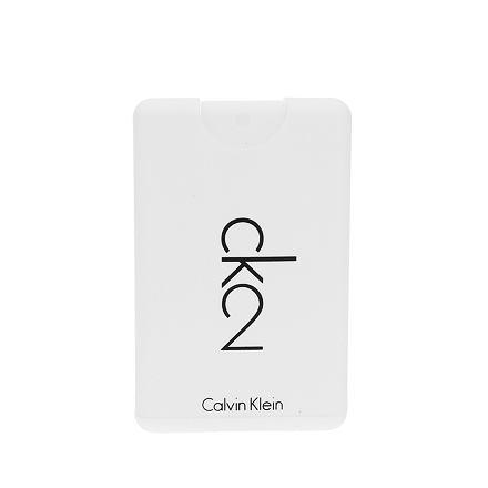 Calvin Klein CK2 toaletní voda 20 ml unisex