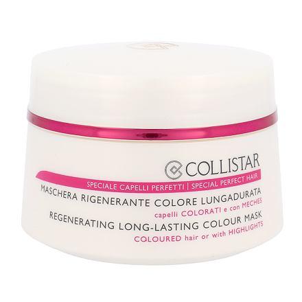 Collistar Long-Lasting Colour maska pro barvené vlasy 200 ml pro ženy