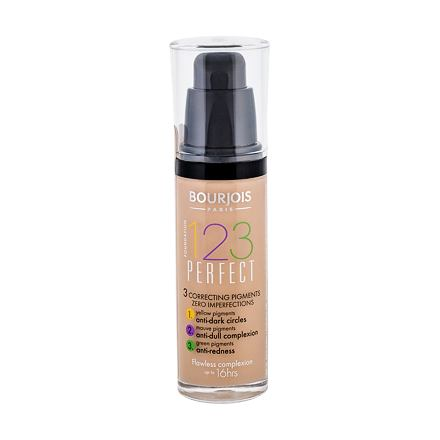 BOURJOIS Paris 123 Perfect dlouhotrvající make-up 30 ml odstín 54 Beige