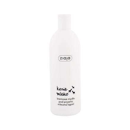 Ziaja Goat´s Milk krémové sprchové mýdlo 500 ml pro ženy