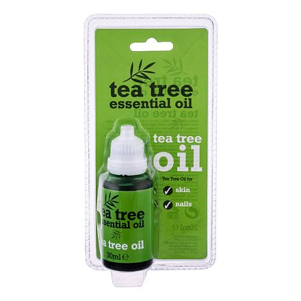 Xpel Tea Tree Essential Oil čistý čajovníkový esenciální olej 30 ml pro ženy