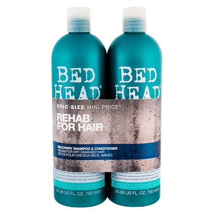 Tigi Bed Head Recovery 750 ml sada šampon 750 ml + kondicionér 750 ml pro ženy