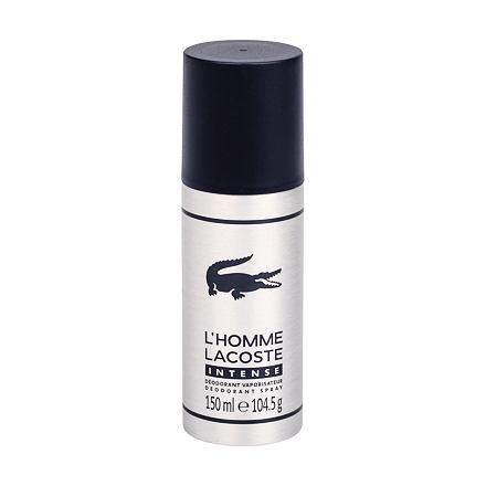 Lacoste L´Homme Lacoste Intense deospray 150 ml pro muže