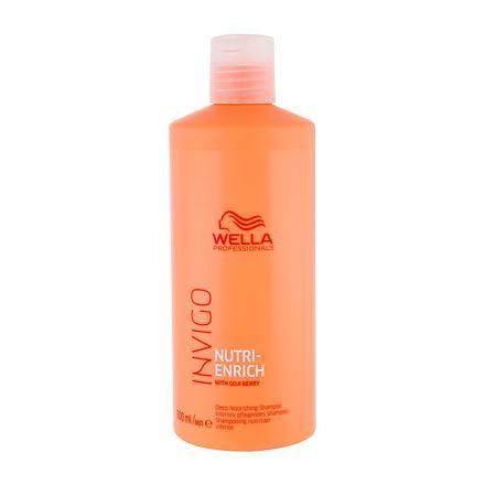 Wella Invigo Nutri-Enrich hydratační šampon na vlasy 500 ml pro ženy