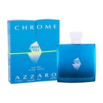 Azzaro Chrome Under The Pole toaletní voda 100 ml pro muže