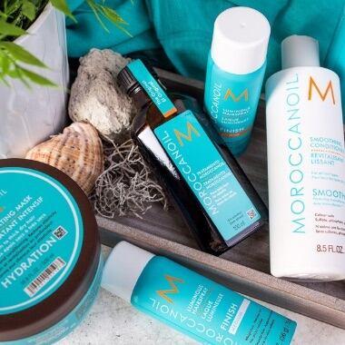 Vlasová kosmetika Moroccanoil