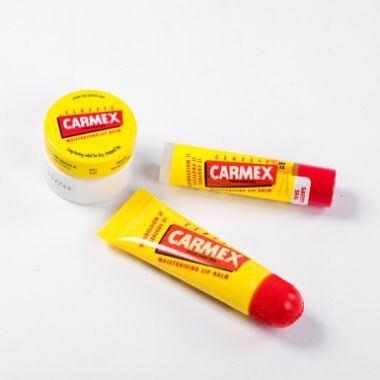 Balzámy na rty Carmex