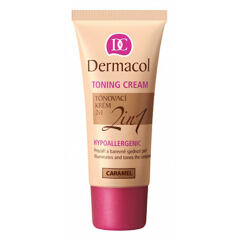 BB krém Dermacol Toning Cream 2in1 30 ml 06 Caramel