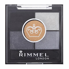 Oční stín Rimmel London Glam Eyes HD 3,8 g 022 Brixton Brown