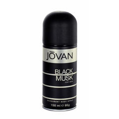 Deodorant Jovan Musk Black 150 ml