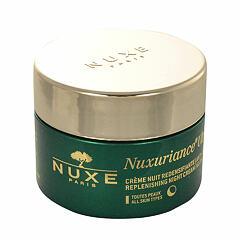 Noční pleťový krém NUXE Nuxuriance Ultra Replenishing Cream 50 ml Tester