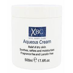 Tělový krém Xpel Body Care Aqueous Cream 500 ml
