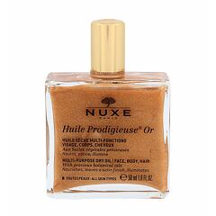 Tělový olej NUXE Huile Prodigieuse Or Multi-Purpose Shimmering Dry Oil 50 ml