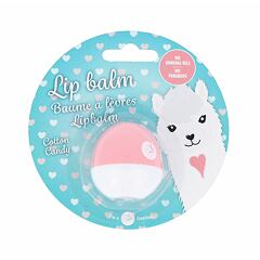 Balzám na rty 2K Animal Lip Balm Lama 11 g Cotton Candy